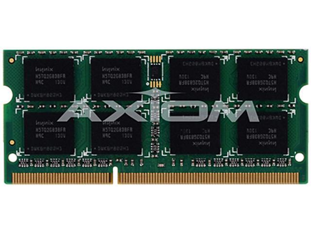 Axiom 2GB 204-Pin DDR3 SO-DIMM DDR3 1066 (PC3 8500) System Specific Memory Model PA3676U-1M2G-AX