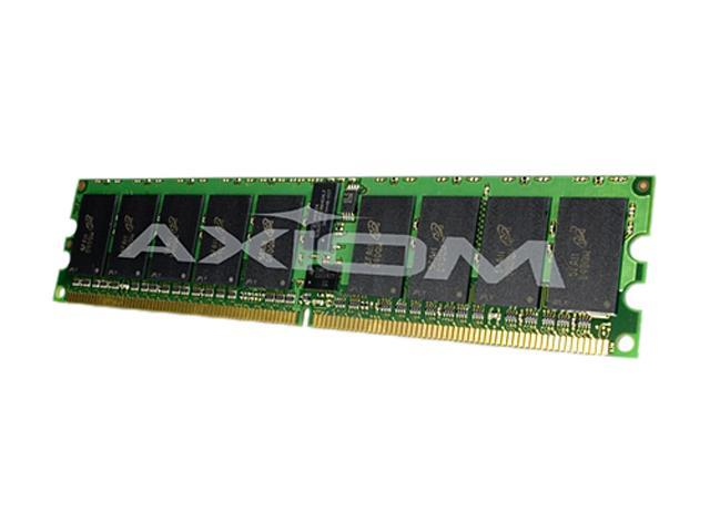 Axiom 4GB 240-Pin DDR3 SDRAM DDR3 1333 (PC3 10600) ECC Registered Dual Rank HP/Compaq System Specific Memory Model 500658-B21-AX