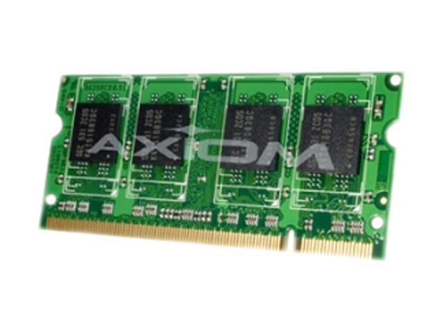 Axiom 4GB 204-Pin DDR3 SO-DIMM DDR3 1333 (PC3 10600) System Specific Memory Model AT913AA-AX