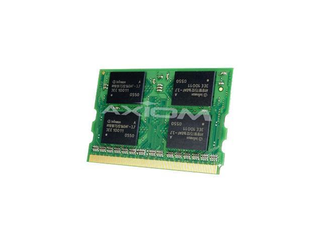 Axiom 1GB DDR2 533 (PC2 4200) Unbuffered Memory Model CF-WMBAY01G-AX