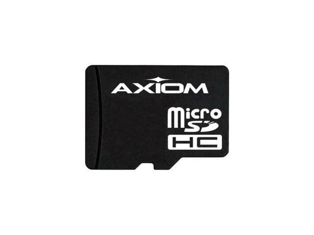 Axiom 8 GB MicroSD High Capacity (microSDHC) - 1 Card