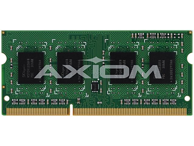 Axiom 8GB 204-Pin DDR3 SO-DIMM DDR3 1600 (PC3 12800) Laptop Memory Model 0A65724-AX