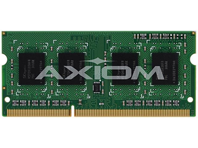 Axiom 4GB DDR3 1600 (PC3 12800) SODIMM Memory Model PA5037U-1M4G-AX