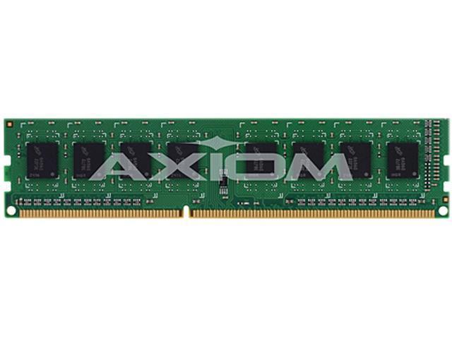 Axiom 8GB ECC Unbuffered DDR3 1600 (PC3 12800) Server Memory Model 669324-B21-AX