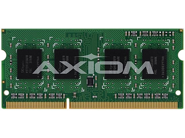 Axiom 4GB 204-Pin DDR3 SO-DIMM DDR3L 1600 (PC3L 12800) Laptop Memory Model A6909766-AX