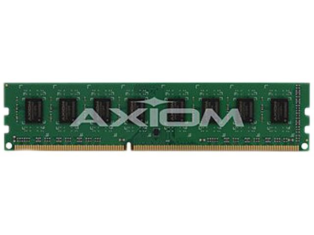 Axiom 4GB 240-Pin DDR3 SDRAM DDR3 1600 (PC3 12800) Unbuffered System Specific Memory Model B4U36AAS-AX