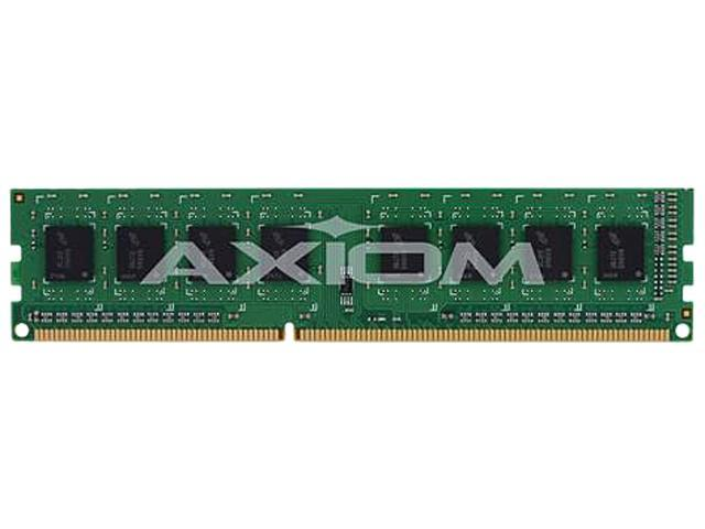 Axiom 4GB 240-Pin DDR3 SDRAM DDR3 1600 (PC3 12800) Desktop Memory Model B4U36AA-AX