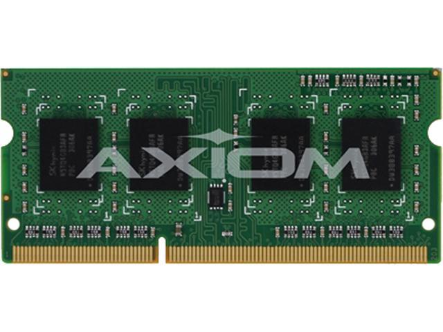 Axiom  8GB  204-Pin DDR3 SO-DIMM  DDR3L 1600 (PC3L 12800)  System Specific MemoryModel FPCEM859AP-AX