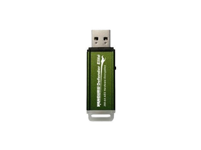 Kanguru Defender Elite 4GB USB 2.0 Flash Drive