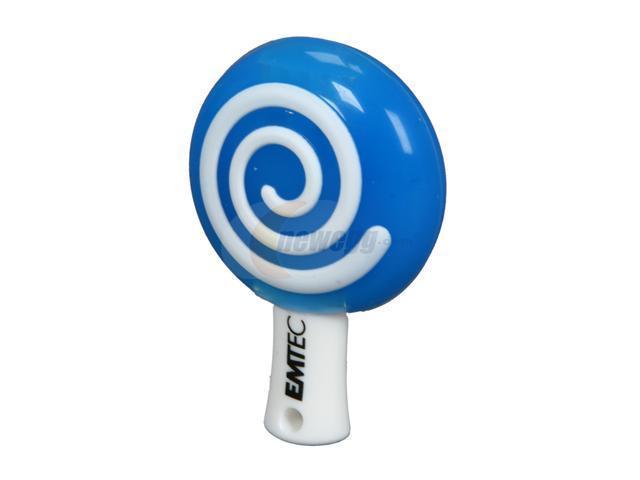 EMTEC M300 Lollipop 4GB USB 2.0 Flash Drive