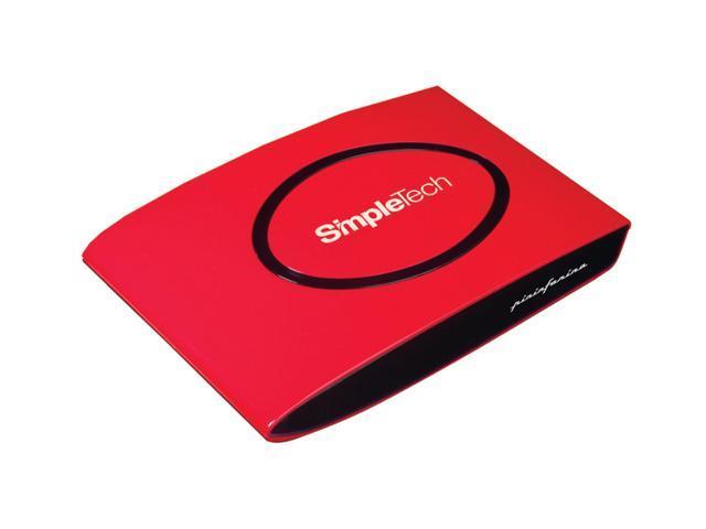 SimpleTech SimpleDrive External - hard drive - GB - USB Series Specs
