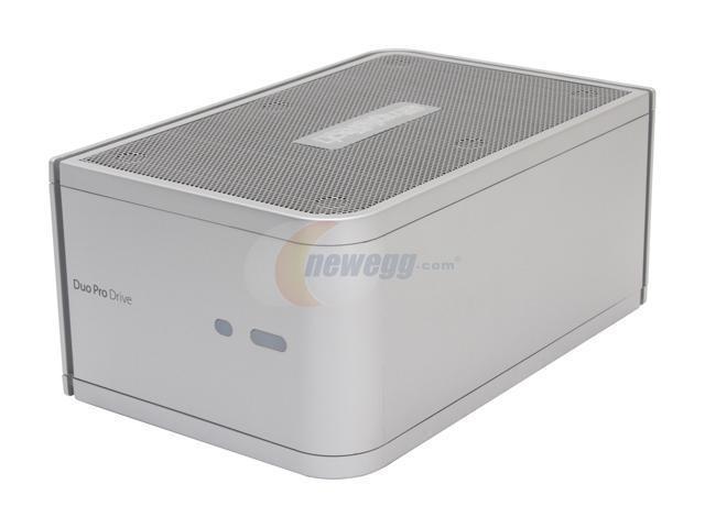 SimpleTech Duo Pro 1TB USB 2.0 / eSATA 3.5