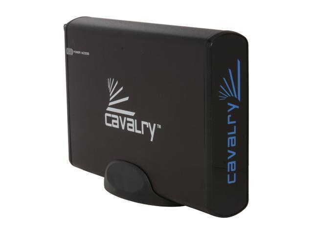 Cavalry CAUM Series 1TB USB 2.0 External Hard Drive - CAUM3701T0-B