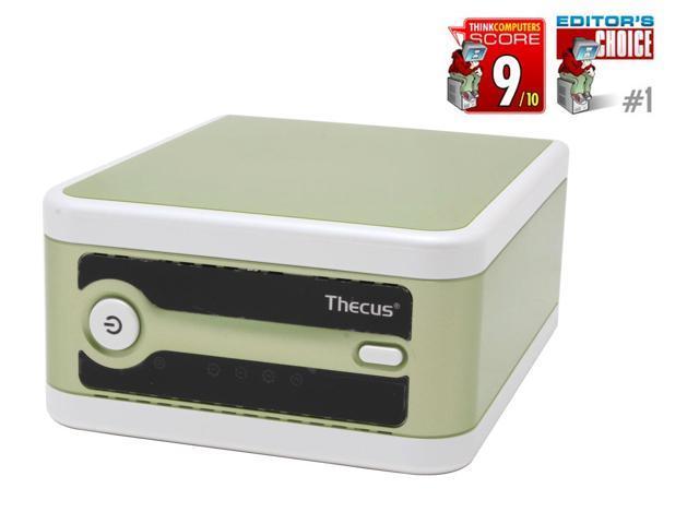 Thecus N2050GX Diskless System Network Storage