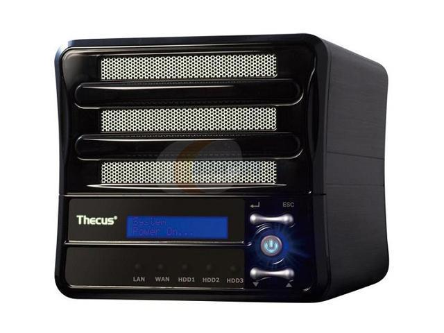 Thecus N3200 RAID 5 Security Network Storage