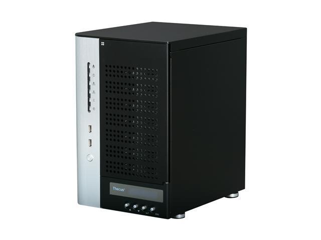 Thecus N7700+ Diskless System Network Attached Storage