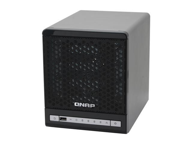 QNAP TS-409 All-in-one NAS Server for SOHO & HOME Users