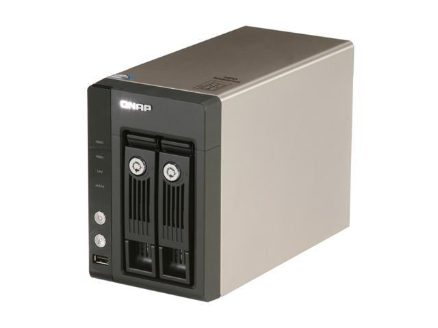 QNAP TS-259 Pro+ Superior Performance NAS with iSCSI for Business