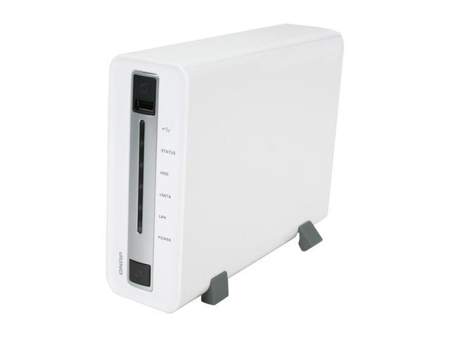 QNAP TS-112-US All-in-one NAS Server with iSCSI for SOHO and Home Users