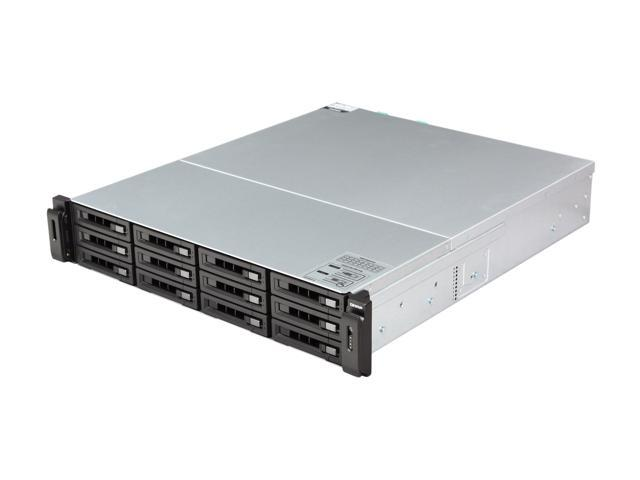 QNAP TS-1279U-RP-US SMB NAS with Hight Performance