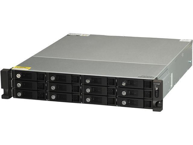 QNAP TS-1270U-RP-US Rackmount Network Storage