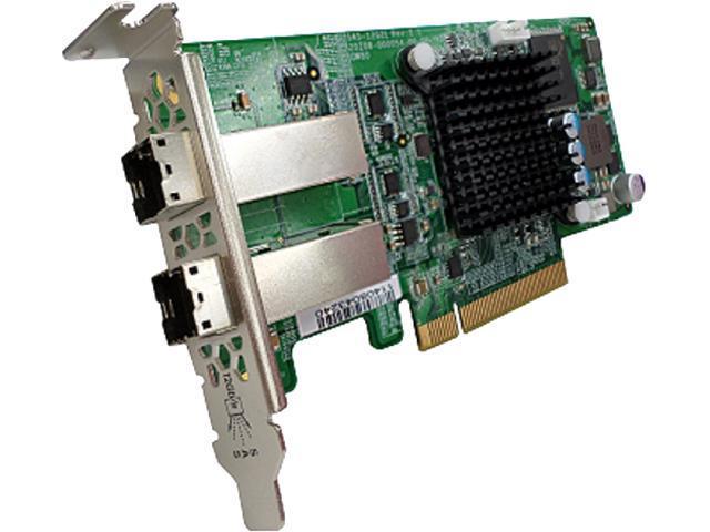 QNAP SAS-12G2E 12G SAS Dual-wide-port Storage Expansion Card