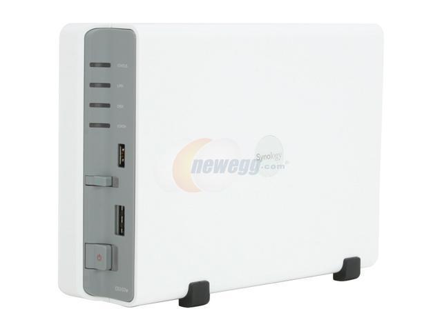 Synology DS107E 1-bay SATA NAS Server