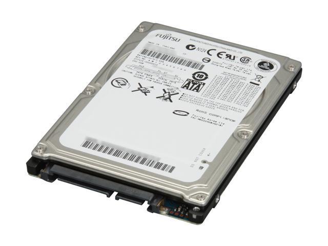 "Fujitsu MHZ2250BJ-G2 250GB 7200 RPM SATA 3.0Gb/s 2.5"" Notebook Hard Drive Bare Drive"