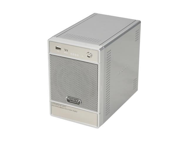 NETGEAR RND4210-100NAS ReadyNas NV Gigabit Desktop Network Storage(2x1000GB)