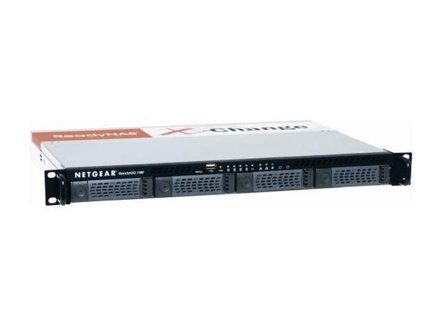 NETGEAR RNR4410 4TB ReadyNas 1100 Dual Gigabit Rackmount Network Storage(4x1000GB)