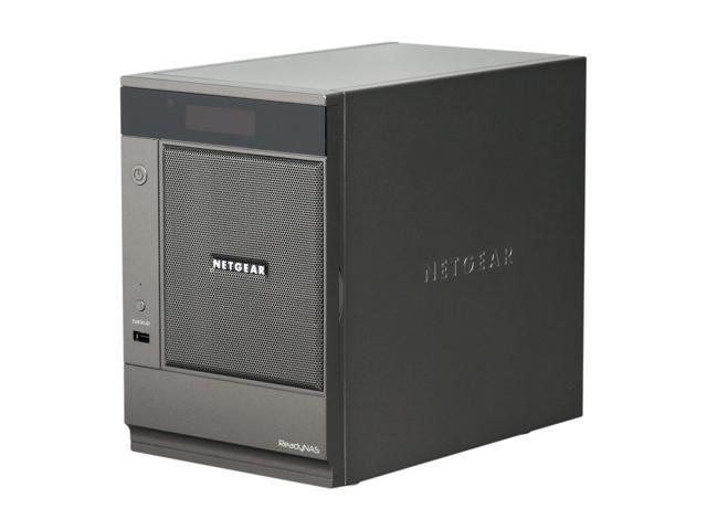 NETGEAR ReadyNAS Ultra 6-bay (diskless) w/ 3 yr warranty