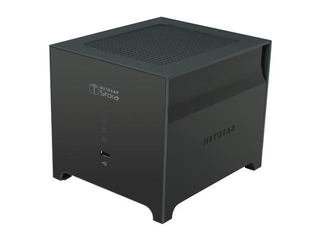 NETGEAR MS2000-100NAS Home Media Network Storage (Diskless)