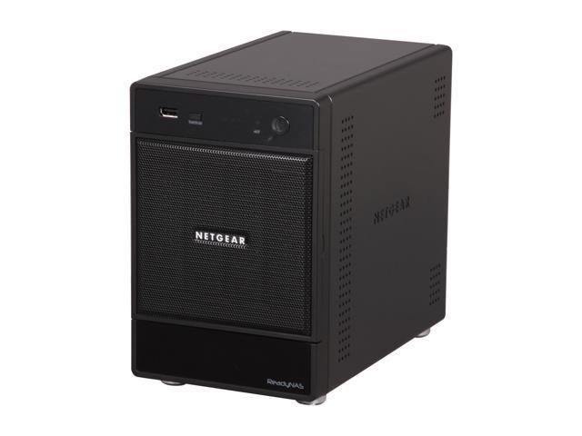 NETGEAR RNDP4410D-100NAS ReadyNAS Pro 4-bay (4x1TB desktop HD) w/ 3 yr warranty