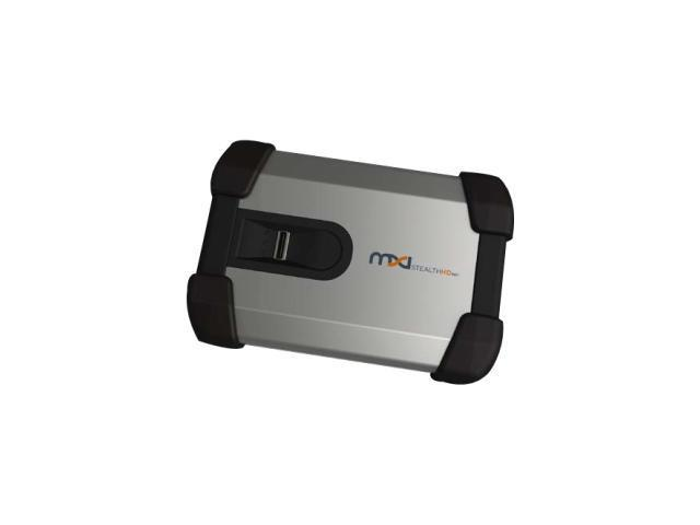 Imation Stealth HD Bio 750GB USB 2.0 External Hard Drive