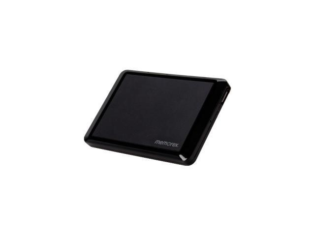 "Memorex SlimDrive 1TB USB 3.0 2.5"" External Hard Drive Black"