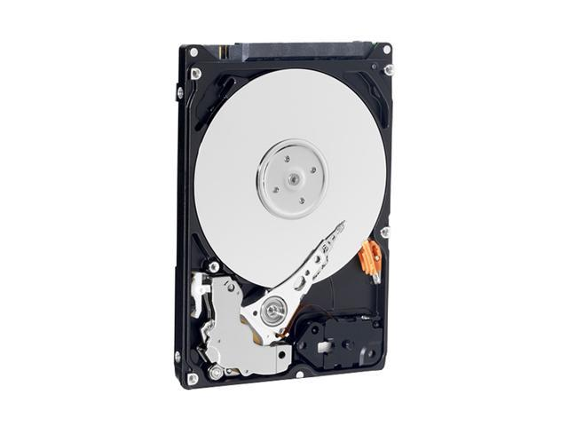 Western Digital Scorpio Blue WD1200BEVS 120GB 5400 RPM 8MB Cache SATA 1.5Gb/s 2.5