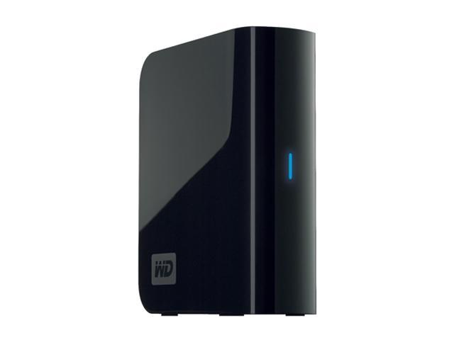 "WD My Book Essential 2.0 500GB USB 2.0 3.5"" External Hard Drive"