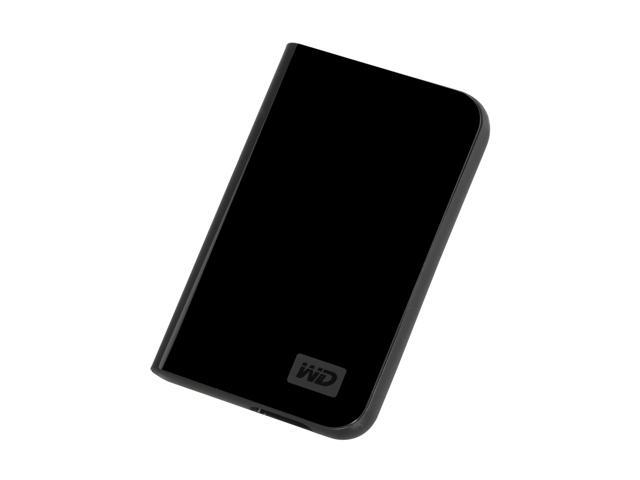 "WD My Passport Essential 320GB USB 2.0 2.5"" External Hard Drive Black"
