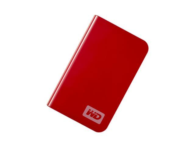 WD My Passport Essential 320GB USB 2.0 2.5