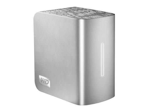 Western Digital My Book Studio II 2TB Dual-Drive External Storage System with RAID