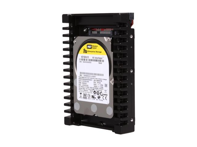 "Western Digital WD VelociRaptor WD1500HLFS 150GB 10000 RPM 16MB Cache SATA 3.0Gb/s 3.5"" Internal Hard Drive Bare Drive"