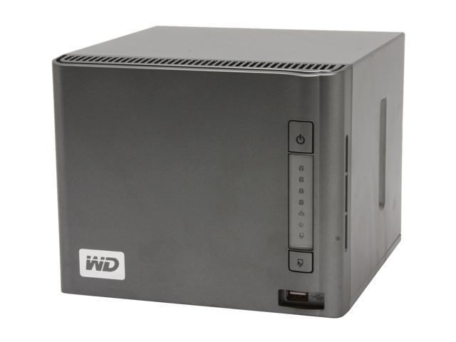 WD WDA4NC40000N 4TB ShareSpace Network Storage