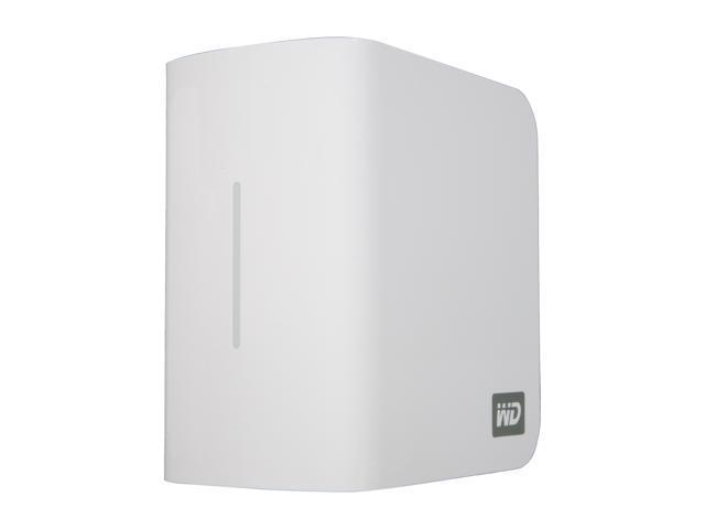 WD WDH2NC20000N My Book World Edition II Dual-drive Network Storage