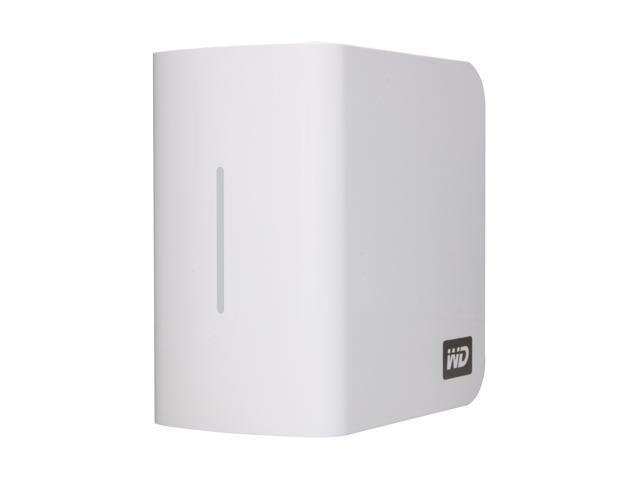 Western Digital My Book World Edition II 4TB Dual-Drive Network Storage