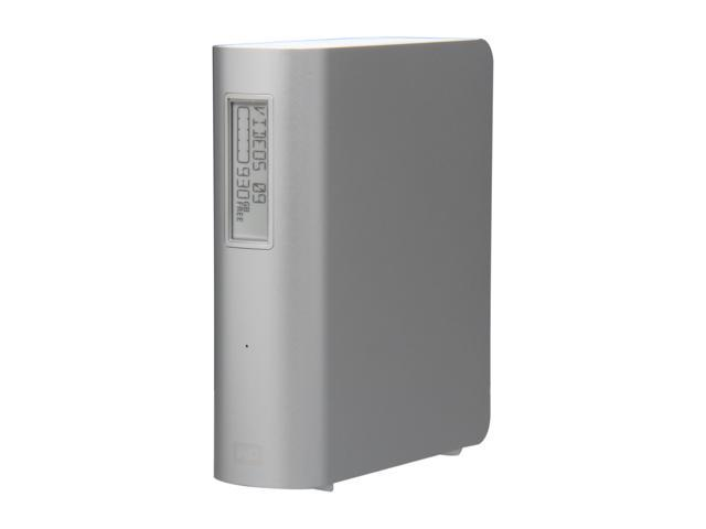 "WD 1TB 3.5"" USB 2.0 / Firewire800 My Book Studio External Hard Drive Model WDBAAJ0010HSL-NESN"