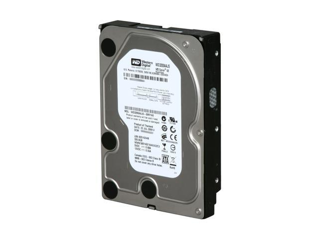 "WD Blue RFHWD3200AAJS 320GB 7200 RPM 8MB Cache SATA 3.0Gb/s 3.5"" Internal Hard Drive Bare Drive"
