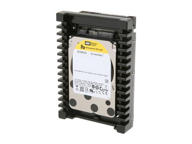 Western Digital WD VelociRaptor WD1500HLHX 150GB 10000 RPM 32MB Cache SATA 6.0Gb/s 3.5