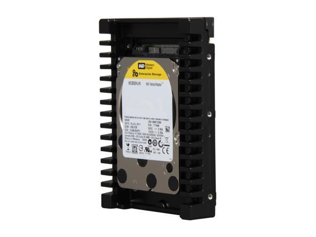 Western Digital WD VelociRaptor WD3000HLHX 300GB 10000 RPM 32MB Cache SATA 6.0Gb/s 3.5