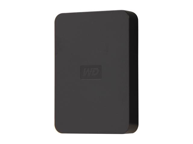 "WD Elements SE 1TB USB 3.0 2.5"" Portable Hard Drive WDBPCK0010BBK-NESN"