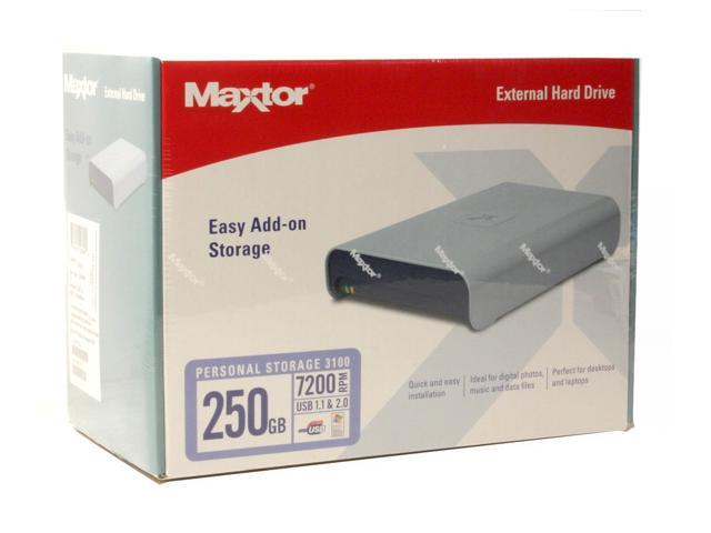 Maxtor Personal Storage Driver Download for Windows 98